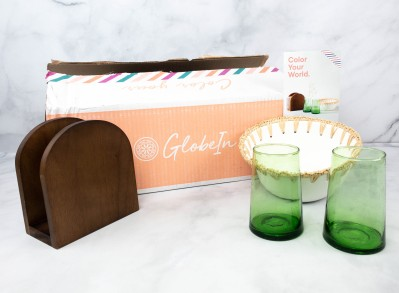 GlobeIn Artisan Box Club Review + Coupon – BASH BOX