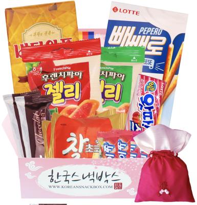Korean Snack Box August 2021 FULL Spoilers + Coupon!