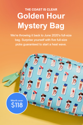 Ipsy August Golden Hour Mystery Glam Bag Plus: 5 Full Size Products For The Hottest Looks of the Season!