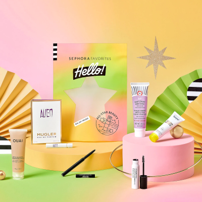 Sephora Favorites Hello! All Star Beauty Set Full Spoilers – Available Now!
