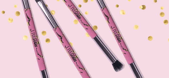 LiveGlam Brush Club Coupon: FREE Brush + Up to $20 Off Subscription!