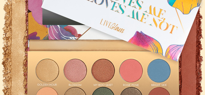 LiveGlam Eyeshadow Club Coupon: FREE Lippie + Up To $10 Off Subscription!