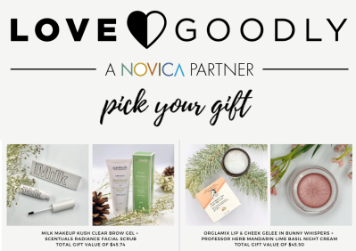 LOVE GOODLY Summer Sale: Get 10% Off + FREE Gifts!