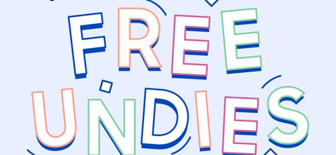 MeUndies National Undies Day Sale: FREE Undies With Subscription!