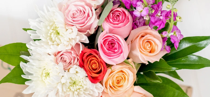 Enjoy Flowers Coupon: Get 30% Off First Box OR Get Your Second Month FREE!