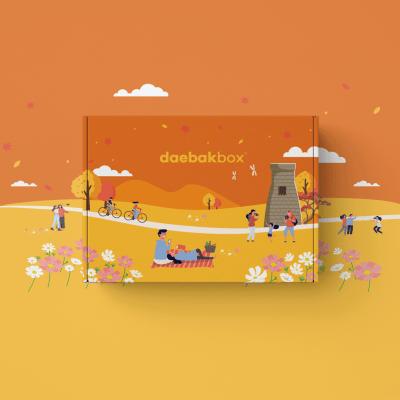 Daebak Box Fall 2021 Theme Spoilers + Coupon!