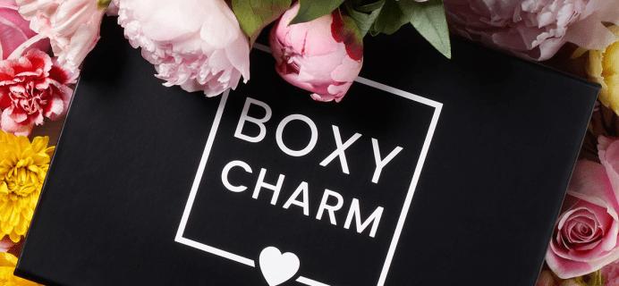 BoxyCharm Luxe September 2021 Full Spoilers!