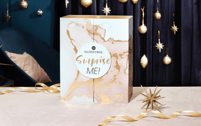 2021 GLOSSYBOX US Advent Calendar Available Now For Subscribers + Full Spoilers!