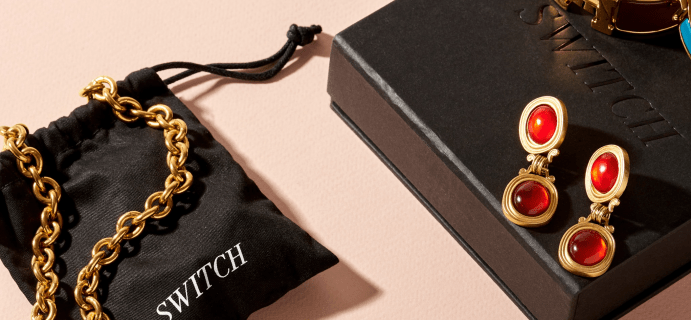 Switch Designer Jewelry Rental Coupon: Get $10 Off Your First Box!