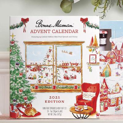 2021 Bonne Maman Advent Calendar Is Here: 24 Mini Fruit Spreads & Honey + Full Spoilers!