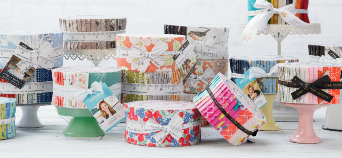 Annie's Fabric Strip Pack Club Coupon: Get 50% Off Your First Month!
