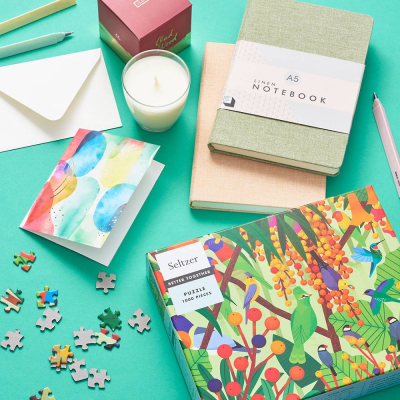 Paper Source Lifestyle Subscription Box Winter 2021 Full Spoilers!