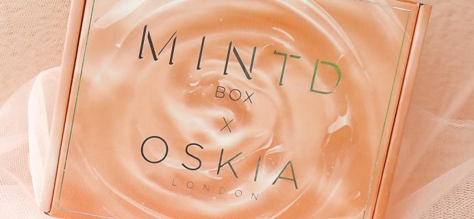 MINTD Box September 2021 Full Spoilers!
