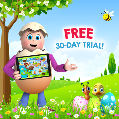 Reading Eggs Coupon: Get 30 Days FREE Trial!
