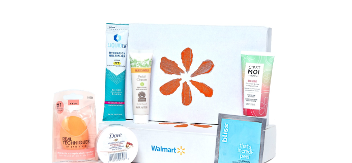 Walmart Beauty Box Fall 2021 Box Spoilers – Available Now!