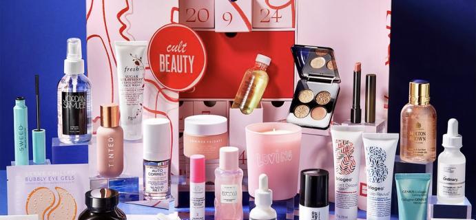The Cult Beauty Advent Calendar 2021 Full Spoilers!