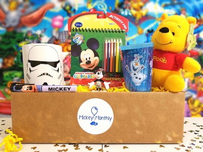 Mickey Monthly Coupon: 20% Off First Box of Disney To Your Door!