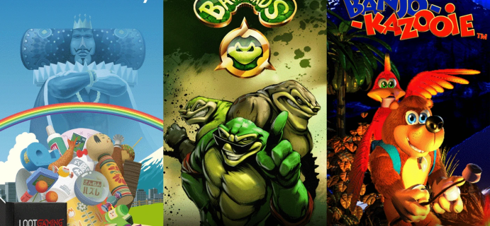 Loot Gaming September 2021 Theme Spoilers + Coupon!