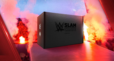 WWE Slam Crate September 2021 Spoiler #1 + Coupon!