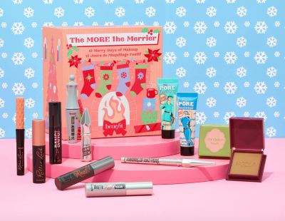 2021 Benefit Cosmetics Advent Calendar Full Spoilers: The More The Merrier!