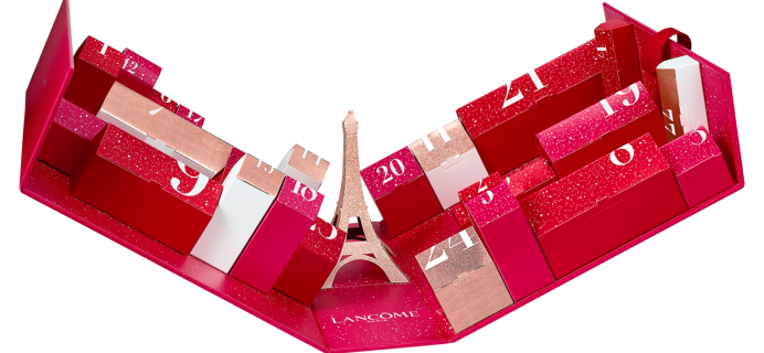 2021 Lancome Advent Calendar: 24 Surprises From Lancome + Full Spoilers!