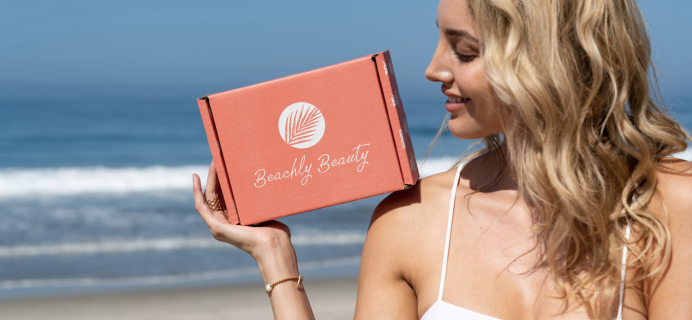 Beachly Beauty Box September 2021 Spoilers + Coupon!