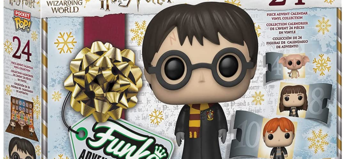 2021 Funko Pocket Pop! Harry Potter Advent Calendar Available for Preorder Now!