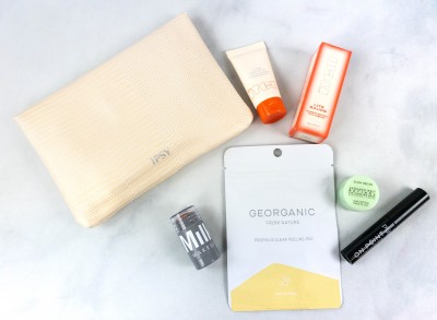 Ipsy Review: August 2021 Glam Bag