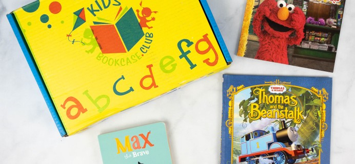 Kids BookCase Club July 2021 2-4 Year Old Boys Box Review + 50% Off Coupon