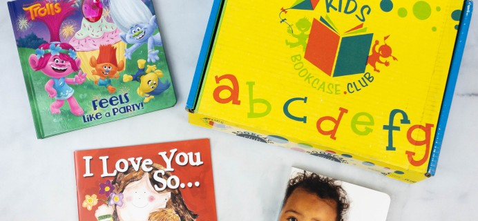Kids BookCase Club July 2021 Girls Baby Box Review + 50% Off Coupon