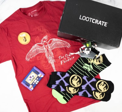 Loot Crate Review + Coupon – August 2021