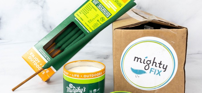 Mighty Fix August 2021 Review + First Month $3 Coupon
