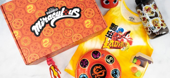 Miraculous Box Review – Summer 2021