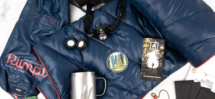 Nomadik Quarterly Fall 2021 Review: Mountain Bound