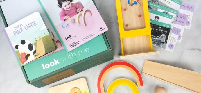 KiwiCo Panda Crate Review & Coupon! – LOOK WITH ME