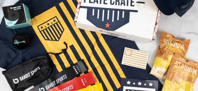 Plate Crate July 2021 Subscription Box Review + Coupon