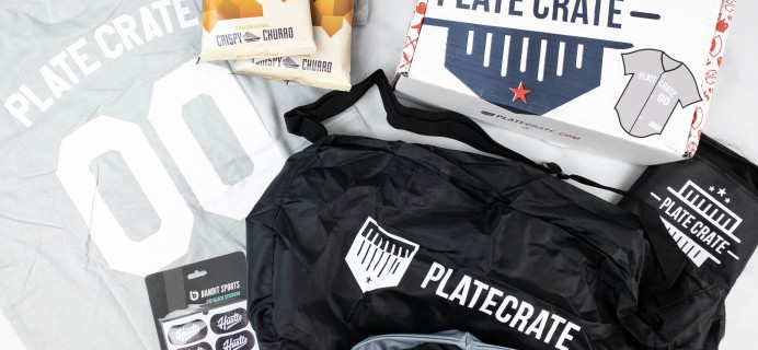 Plate Crate August 2021 Subscription Box Review + Coupon