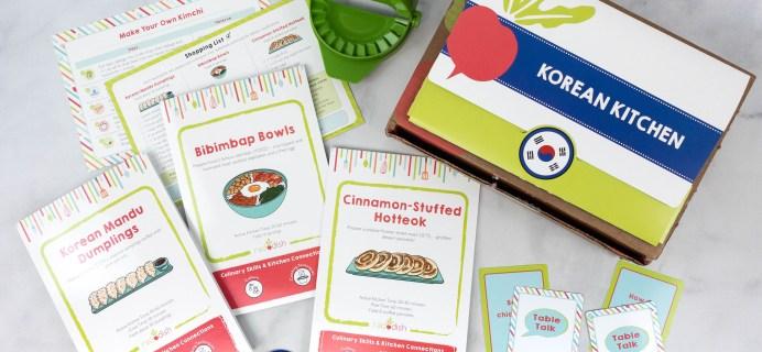 Raddish Kids Review + Coupons – August 2021 KOREAN KITCHEN