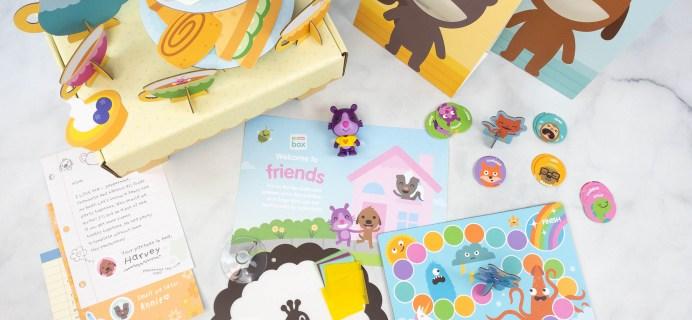 Sago Mini Box Review + Coupon – FRIENDS