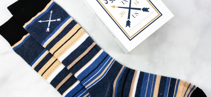 Southern Scholar August 2021 Sock Subscription Review & Coupon