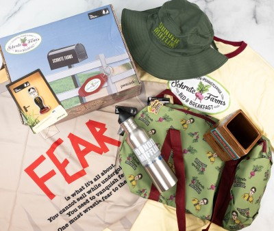 The Office Subscription Box Review – Summer 2021