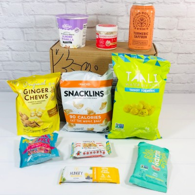 Vegancuts Snack Box Review + Coupon – August 2021