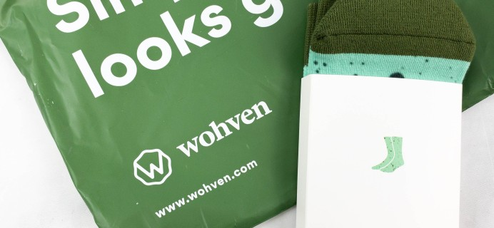 Wohven Socks Subscription Review + Coupon – July 2021