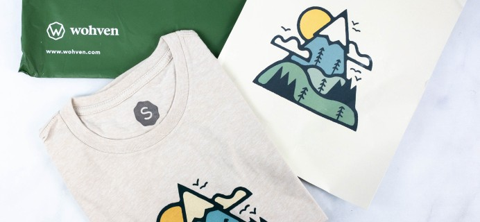Wohven T-Shirt Subscription Review & Coupon – July 2021