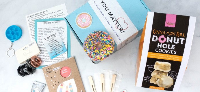 You Matter Box July 2021 Subscription Box Review
