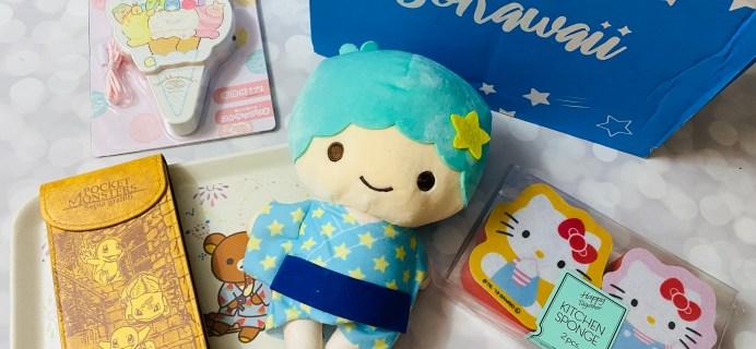 SoKawaii Box Review + Coupon – Enchanting Matsuri!