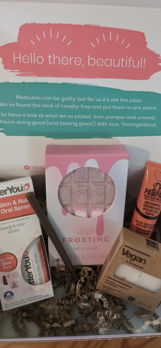 The Vegan Kind Subscription Beauty Box Review + Coupon – Box #34 June and July 2021