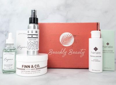 Beachly Beauty Box BEST Deal: First Box $14!