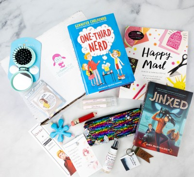 beTWEEN the Bookends September 2021 Subscription Box Review