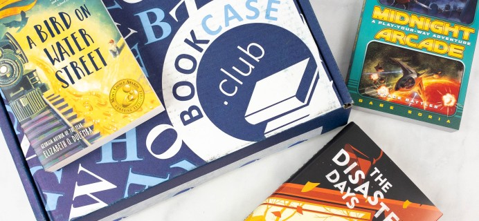 Kids BookCase Club PRE-TEEN Box Review & 50% Off Coupon – August 2021